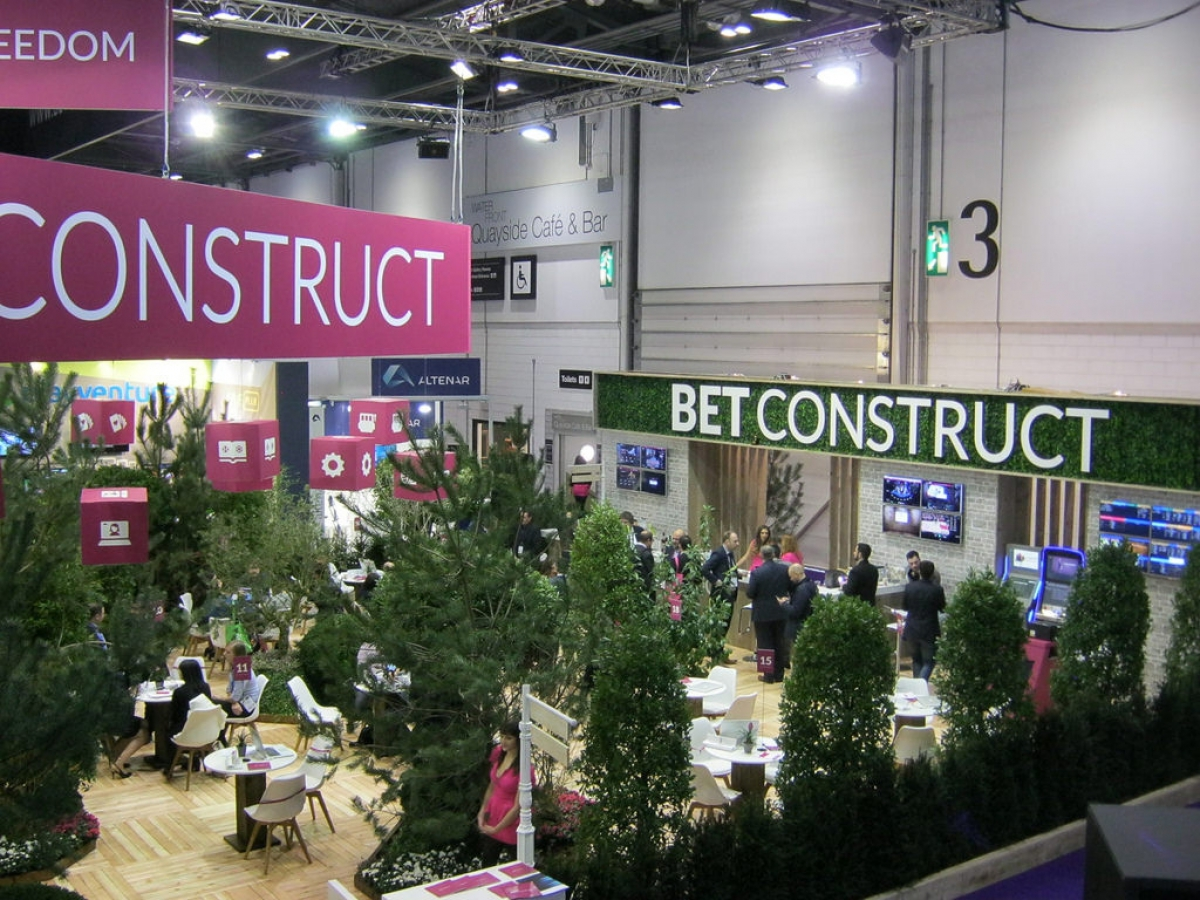 At ICE 2016 BetConstruct Visits the Garden of Freedom