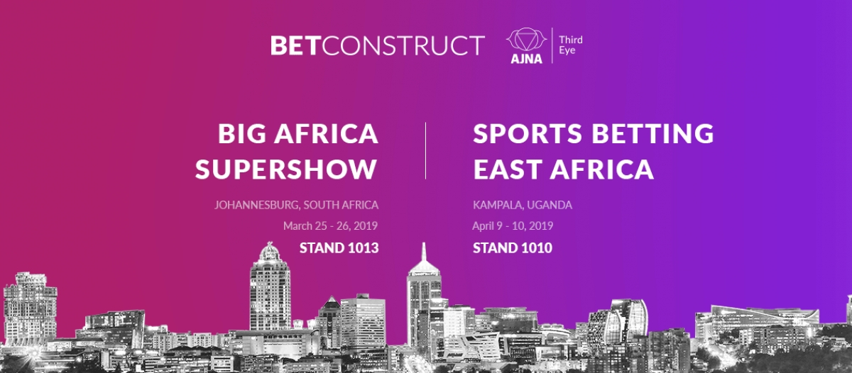 BetConstruct Scans the African Continent