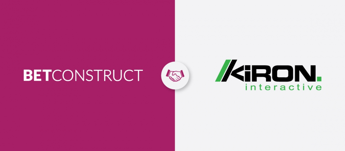 BetConstruct Partners with KIRON