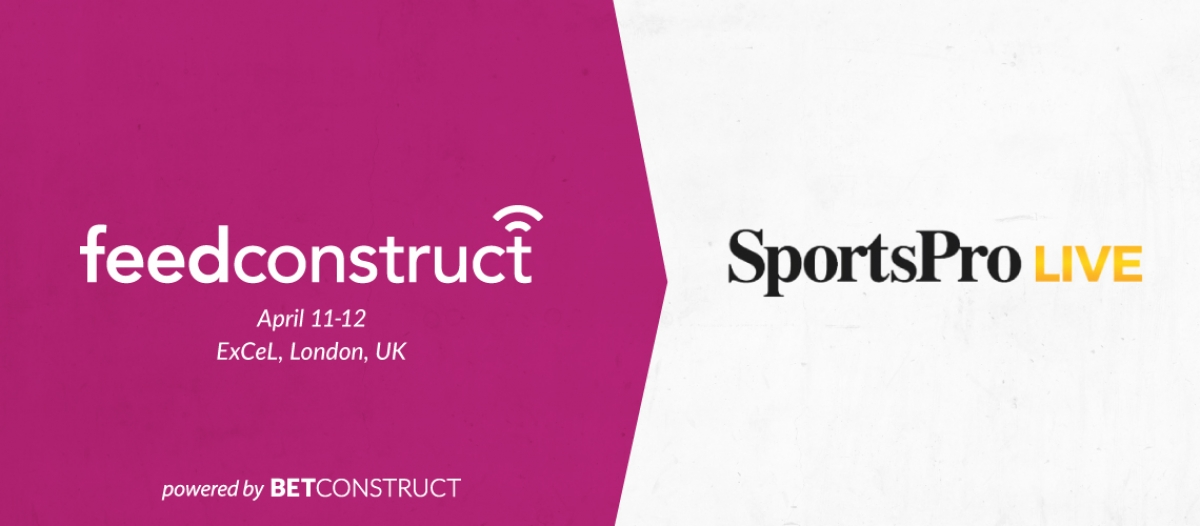 FeedConstruct Attends SportsPro Live