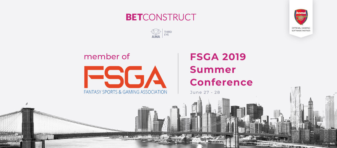BetConstruct Joins Fantasy Sports & Gaming Association