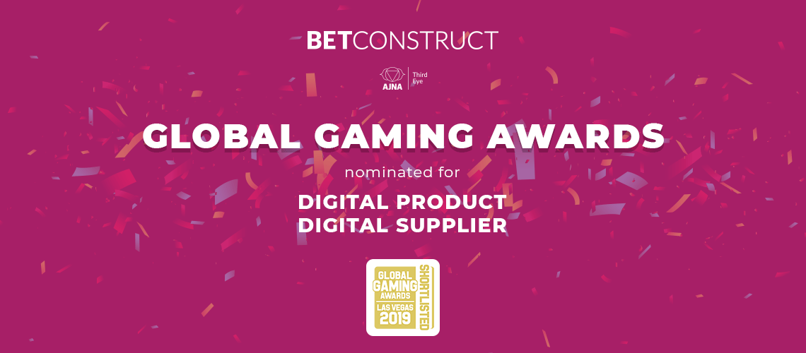 BetConstruct Made It to GGA's Las Vegas Shortlist