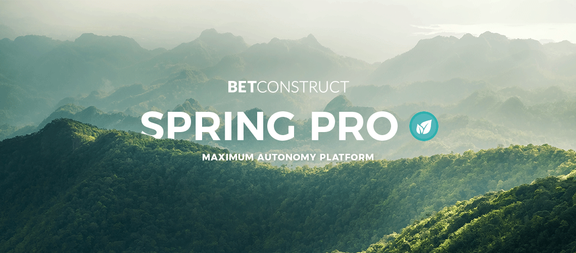 BetConstruct Brings Full Autonomy and Flexibility with Spring Pro