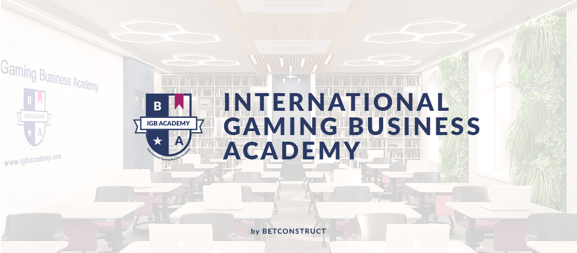 BetConstruct Launches International Gaming Business Academy