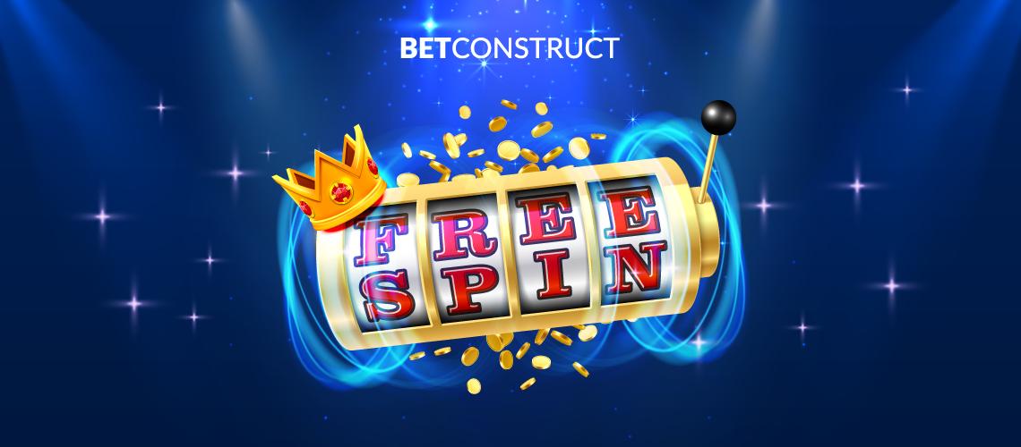BetConstruct Launches Free Spins Progressive Jackpots