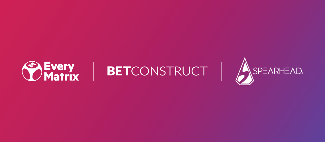 BetConstruct, EveryMatrix and Spearhead Studios Join Forces to Play the Game