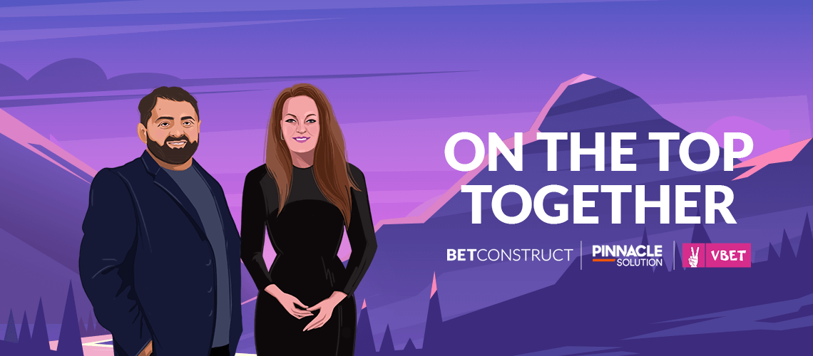 BetConstruct Enables Pinnacle Sportsbook for VBET and Partners