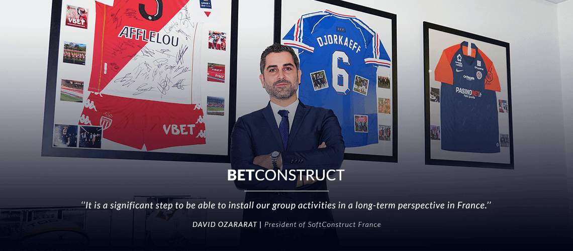 BetConstruct and VBET under SoftConstruct Ltd. Strengthen Their Positions in France