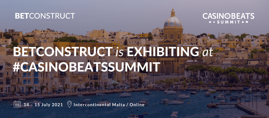 BetConstruct Joins the Third Edition of CasinoBeats Summit