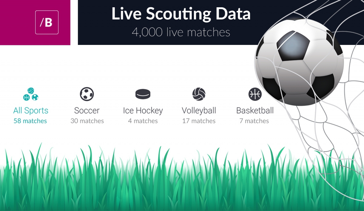 BetConstruct Bets on Its Live Scouting Data Service
