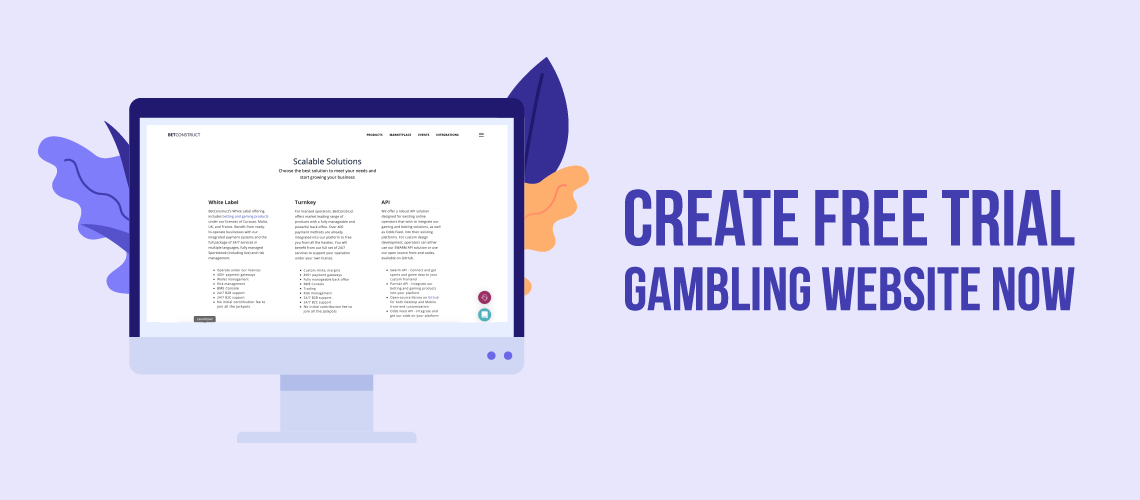 Create a gaming website