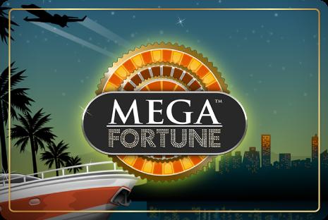 mega fortune online