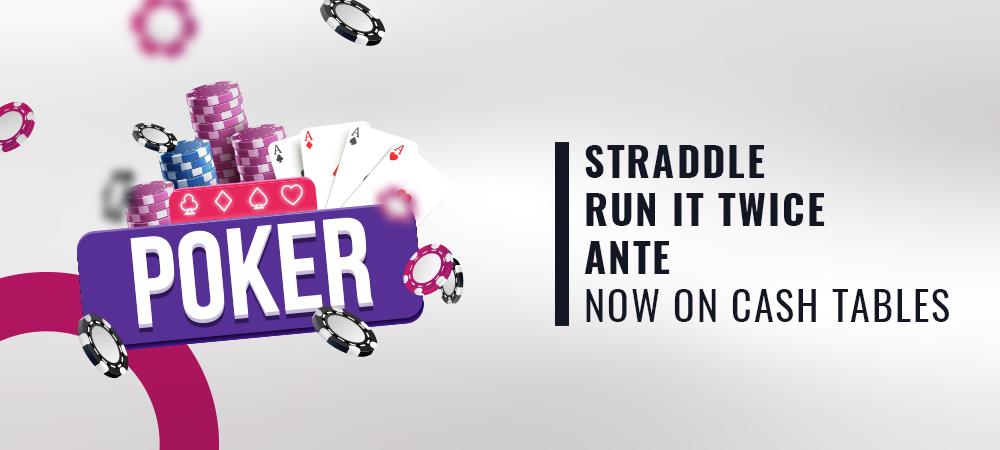 Poker updates!