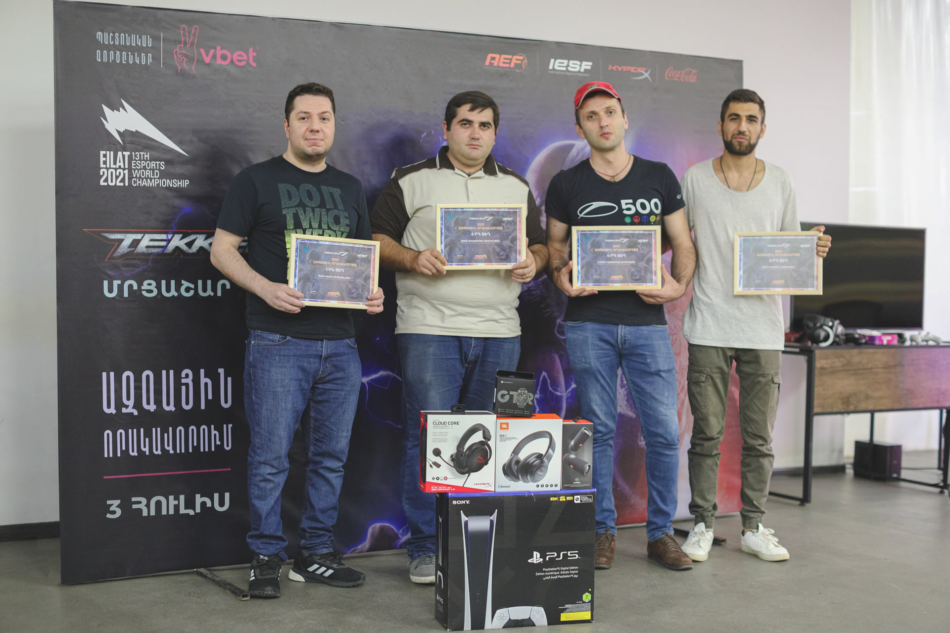 EILAT2021 Tekken 7 national qualifiers was held on July 3