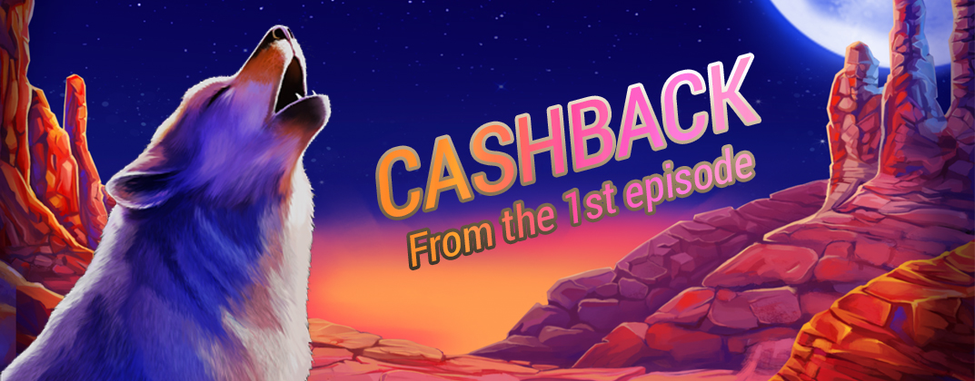 Cashback from the First Episode
