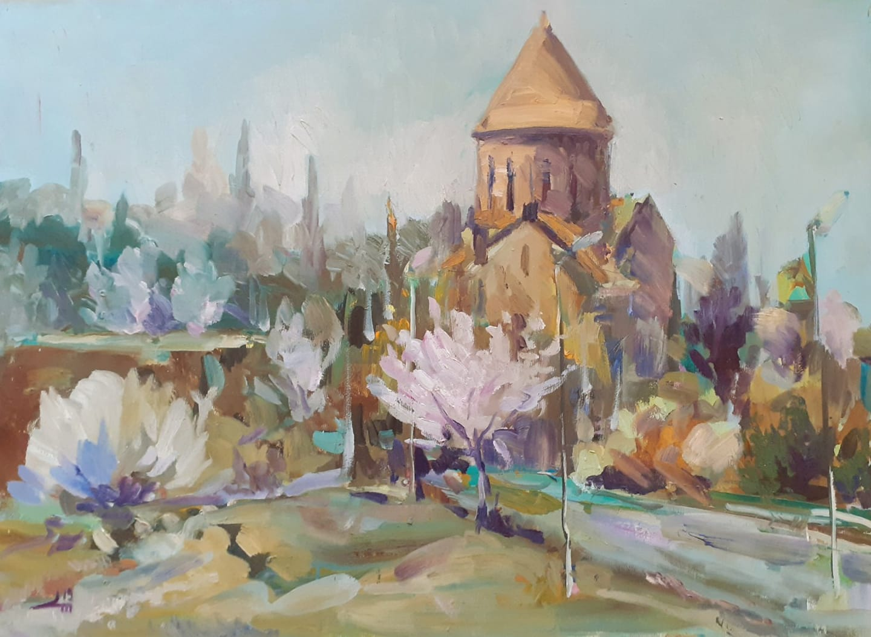 ARTists for ARTsakh. Նկարիչները վաճառում են իրենց աշխատանքները՝ հիմնադրամ փոխանցելու նպատակով
