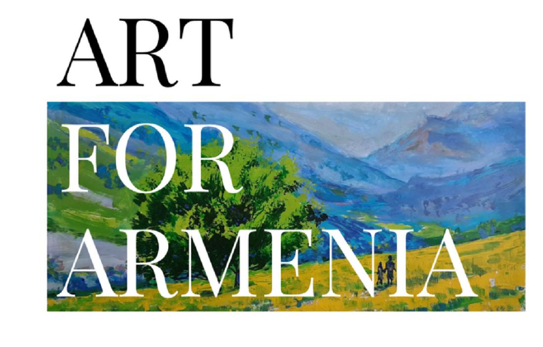 Արվեստն՝ ի հակադրություն կասետային ռումբերի. «Art For Armenia» բարեգործական աճուրդ