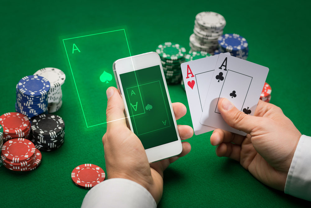 Check out our Live Casino!