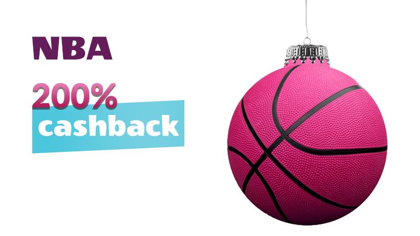 200% Cashback NBA
