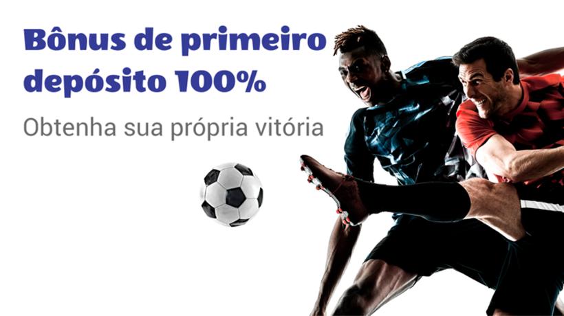 Bônus de Primeiro Depósito 100%